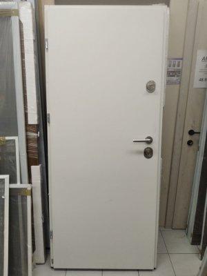 Delta special 56S 80N fehér acél biztonsági ajtó