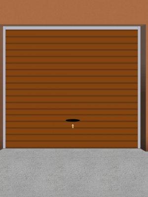 Ref 210811 garázskapu